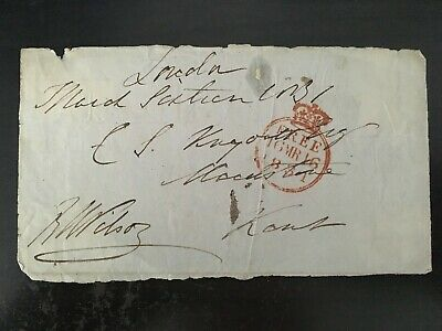 John Thomas Wilson - Distinguished Army Officer - Signed Envelope Front