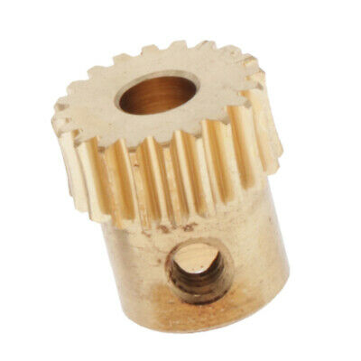 0.5 Modulus Reduction Ratio of 20/40/50/60T Motor Copper Worm Wheel Gear
