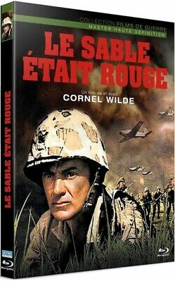 Le Sable était rouge (Cornel Wilde, Rip Torn, Jean Wallace) BLU-RAY NEUF