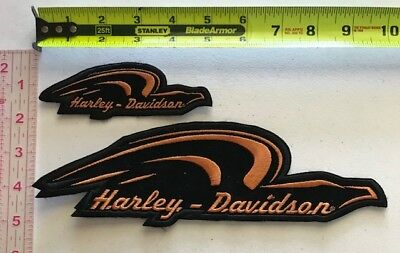 RETIRED Harley Davidson Speed Eagle Set of 2 EM540302 EM540306