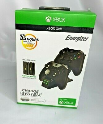 NEW IN BOX PowerA Charging Station for Xbox One - Black