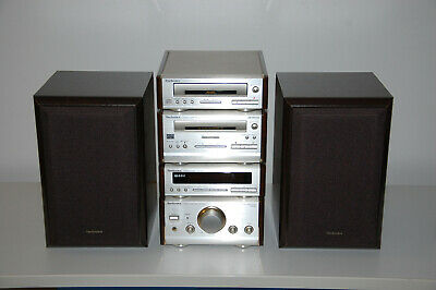 Technics SC-HD50 / HD60 Stereoanlage - Made in Japan