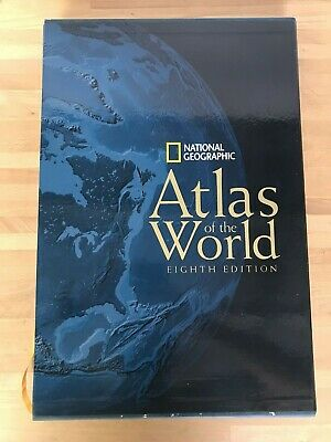 National Geographic Atlas of the World by U. S. National Geographic Society