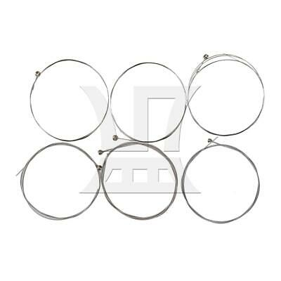 150XL (.023) Guitar Strings Replacement Steel String for Acoustic Guitar