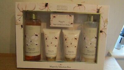 NWOT BOOTS The Garden Collection Magnolia Selection Box *un-used*