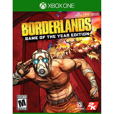 Borderlands: Game of the Year Edition Xbox One [Brand New]