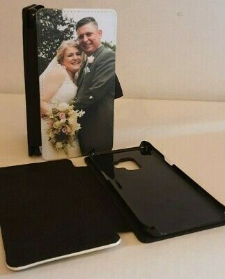 Personalised Photo Picture Custom Printed Flip Wallet mobile Phone Case Cover