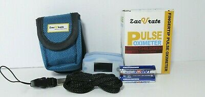 Zacurate Fingertip Pulse Oximeter Children 2 Years & Above SpO2 *FREE SHIPPING!