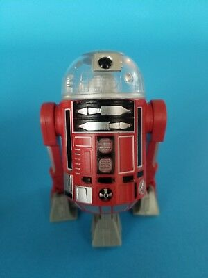 New Star Wars 2015 Disney BAD Build a Droid Factory  Clear Maroon R3 Astromech