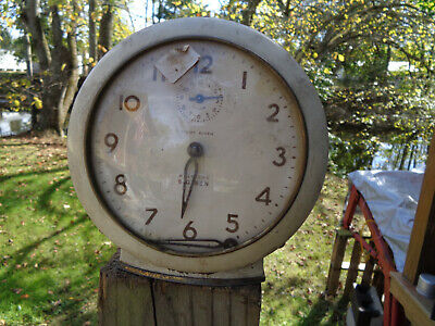 ANTIQUE VINTAGE Clock ALARM PARTS AS-IS ESTATE WESTCLOX BIG BEN CHIME AS-IS