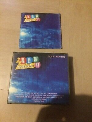 Now Thats What I Call Music 11 Fatbox CD - Disc 1 Only With Case & Booklet