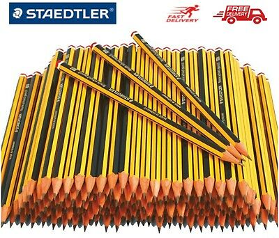 Staedtler Noris Hb Pencils - Drawing, Writing, School, Office, Sketch, Art