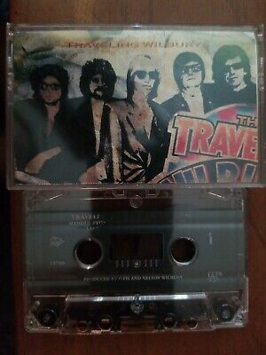 The Traveling Wilburys, Vol. 1 (Cassette)