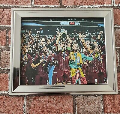 Liverpool FC 2019 UEFA super Cup Winners Football Picture Poster Print