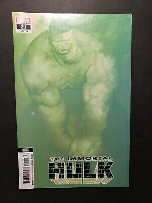 (Marvel) The Immortal Hulk #21 (2nd print)