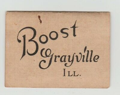 Illinois Grayville IL ILG Pharmacy Corner Drug Store Vintage Boost with Pictures