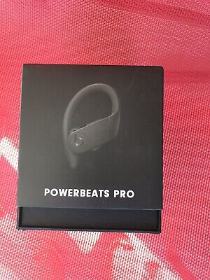 2019 APPLE Beats by Dr. Dre - POWERBEATS PRO Totally Wireless Earphones - Black