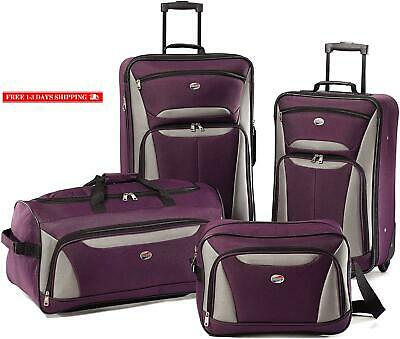 American Tourister Fieldbrook Ii Softside Luggage Set