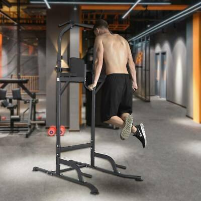 Professional Home Gym Fitness Training Power Pull/Chin Up KNEE/LEG Workout