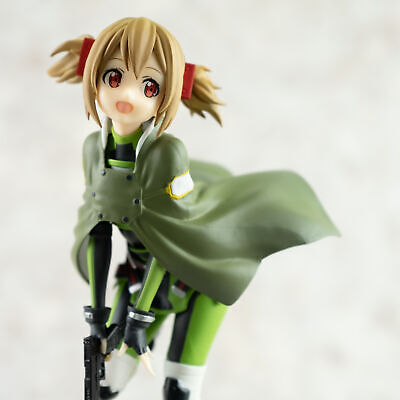furyu Sword Art Online Alicization SSS Figure Figurine 18cm silica anime cute