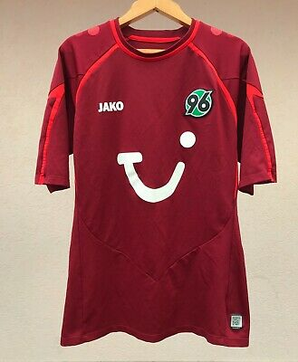 Hannover 96 2013/2014 Home Football Soccer Shirt Jersey Maglia Trikot Jako