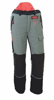 Oregon Fiordland Chainsaw trousers, Can be used with Stihl Husqvarna