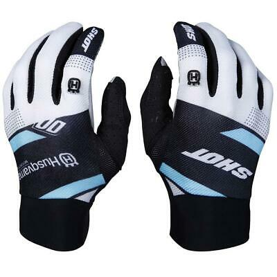 Shot Aerolite Husqvarna Motocross Enduro Off Road Motorcycle Motorbike Gloves
