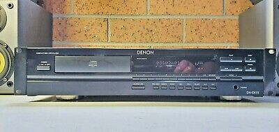 DENON DN-C615 cd mp3 professional player with rack mount handles.
