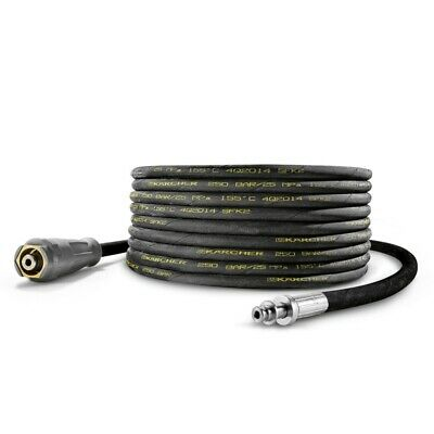 Fits Karcher HDS 7//10 mx Steam Cleaners 63914170// 15 Metre High Pressure Hose