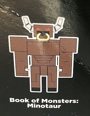 Roblox Celebrity Series 3 Book Of Monsters Minotaur New W