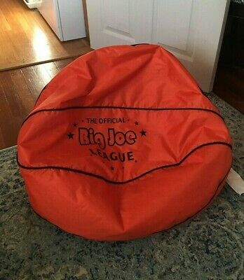 Big Joe Basketball Bean Bag Chair Basketball, Excellent unused condition