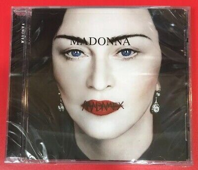 "MADAME X by MADONNA (CD, 2019 - Interscope - Mexico) BRAND NEW, ""FACTORY SEALED"""