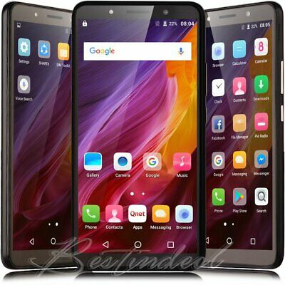 """6.0"""" Unlocked Android 8.1 Quad Core Dual SIM Smart Cheap Mobile Cell Phone 1+8GB"""