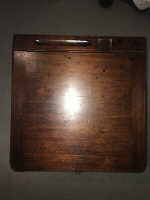 antique vintage desk with lock and key ch&co lock Royal Warrant