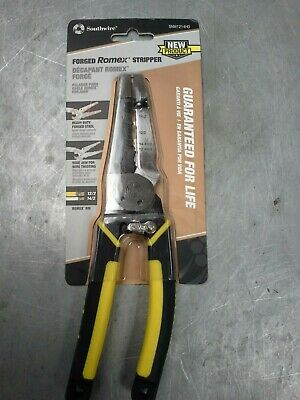 Southwire Tools & Equipment Snm1214Hd Forged Romex Stripper