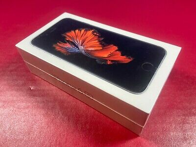Apple iPhone 6s 32GB Space Gray Verizon Prepaid 4G LTE BRAND NEW SEALED WARRANTY