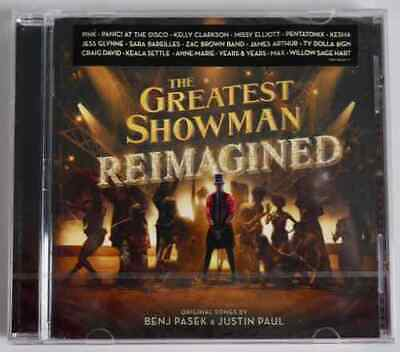 The Greatest Showman Reimagined Pink Kelly Clarkson *New*