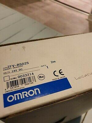 Omron Smart Sensor Zfv-R5025 New Unused Stock Zfvr5025