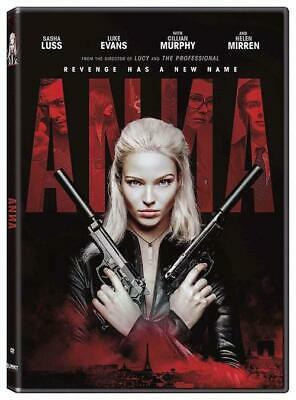 Anna (2019, DVD) Brand New & Sealed with Free Shipping