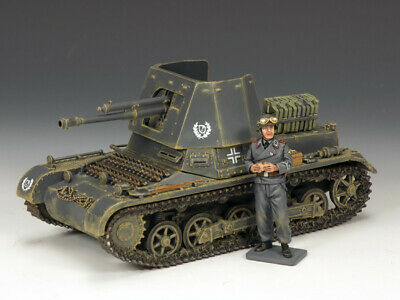 King and Country Toy Soldiers Panzer Jager1 LAH149