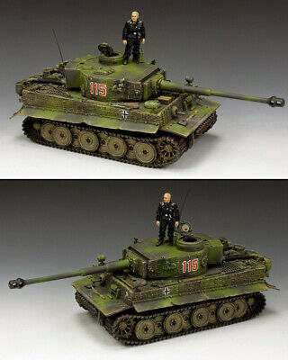 King and Country Toy Soldiers WS311 Karl Otto's Tiger 1