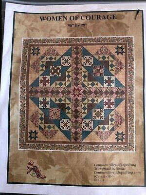 Quilt kit- Women of Courage