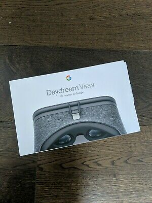 Google Daydream View VR Headset - SLATE GRAY D9SHA Controller D9SCA