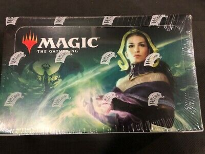 MTG War of the Spark English Booster Box Magic the Gathering Factory Sealed