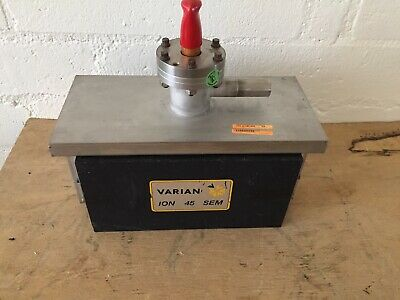 Varian High Vacuum Ion Pump New Old Stock Getter Ion