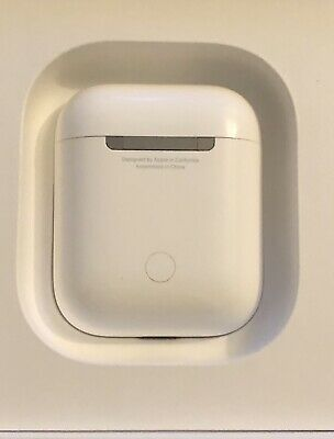 Apple AirPods Charging Case Genuine Authentic OEM Replacement Charger Only A1602