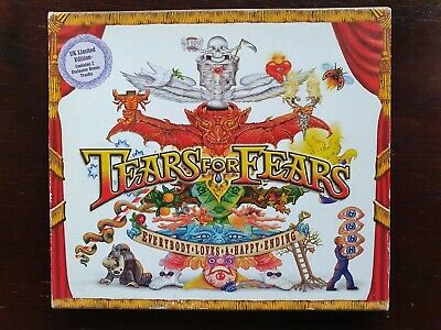 Tears for Fears - Everybody Loves a Happy Ending CD with 2 Bonus Tracks.( 2004 )