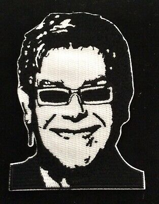 ELTON JOHN IRON ON PATCH  buy 2 get another  free = 3 of these