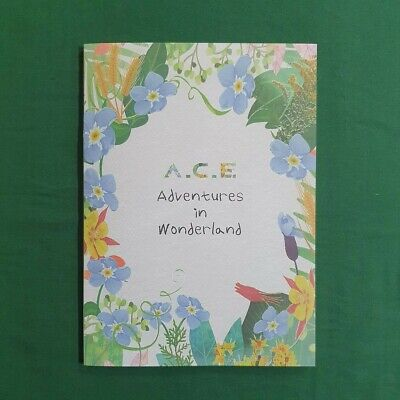 [Pre-Owned / No Photocard] A.C.E Adventures in Wonderland Day ver - CD/ Booklet