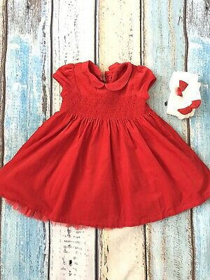 Marks And Spencer 9-12 Months Baby Girls. Very Good Condition. Christmas 🎄